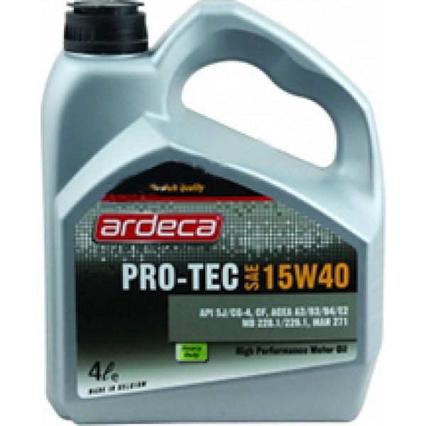 ARDECA 15W-40 4Lt Λάδια αυτοκινήτου